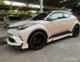 Toyota CHR 1.8 Hybrids รุ่น topสุด ปี 2018 SUV
