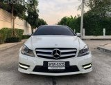 2014 Mercedes-Benz C180 AMG รถเก๋ง 2 ประตู at