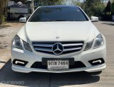 2011 Mercedes-Benz E250 AMG Dynamic รถเก๋ง 2 ประตู
