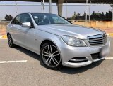 MercedesBenz C200 CGI BlueEfficiency ปี2013