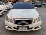 2010 Mercedes-Benz E250 CDI Avantgarde รถเก๋ง 4 ประตู