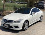 2011 Mercedes-Benz E250 coupe AMG  ไมล์ 110,000 km