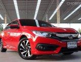 2018 ขายรถ Honda CIVIC EL รถเก๋ง 4 ประตู รถสวย สภาพป้ายแดง วิ่งน้อยสุดๆ