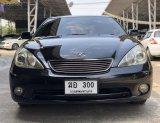 "Lexus ES 300 สีดำ ""05 รถสวยพร้อมใช้ ช่วงล่างดี เปลี่ยนโช๊ค 4 ตัวแท้โตโยต้า"