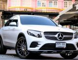 Benz GLC Coupe 250 d (ดีเซล) 4Matic Amg Dynamic ปี 2018
