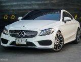 2018 Mercedes-Benz C250 AMG  Dynamic รถเก๋ง 2 ประตู