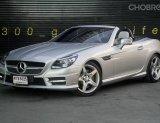 2011 Mercedes-Benz SLK200 AMG Sports รถเปิดประทุน