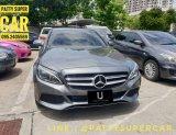 2018 Mercedes-Benz C350 e รถเก๋ง 4 ประตู