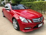 E200 Coupe AMG Facelift ปี 2013
