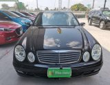 Mercedes-Benz E220 CDI Classic รถเก๋ง 4 ประตู