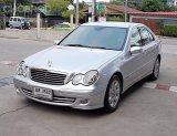 Benz C220 CDI 2.1 Elegance W203  ปี06 เครื่องดีเชลหายากรถสวยขับดีเครื่องช่วงล่างแน่นพร้อมหาใช้