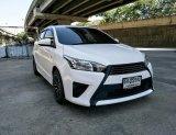 Toyota YARIS 1.5J รถสวยพร้อมใช้