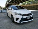 Toyota YARIS 1.2 J รถสวยมือเดียวพร้อมใช้งาน
