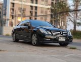 Mercedes Benz E200 CGI COUPE AMG ปี 2012