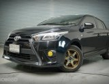 TOYOTA YARIS 1.2 J AUTO YEAR 2014 COLOR BLACK รถเก๋ง 5 ประตู
