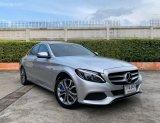 2018 Mercedes-Benz C350 PLUG-IN HYBRID รถเก๋ง 4 ประตู