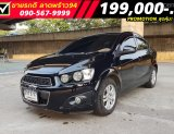 Chevrolet Sonic 1.4 LT AT ปี 2013