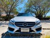 2016 MERCEDES BENZ C300 BLUETEC HYBRID โฉม W205