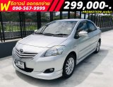 Toyota Vios 1.5 E Ivory AT ปี2012