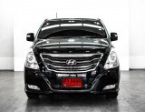 #HYUNDAI #H1 2.5 DELUXE เกียร์Auto สีดำ ปี2014