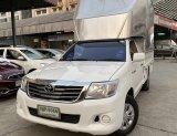 2014 Toyota Hilux Vigo 2.7 CNG รถกระบะ mt
