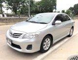 2011 Toyota Corolla Altis 1.6 E CNG รถเก๋ง 4 ประตู รถบ้านแท้ๆ ไม่เคยชน ใช้น้อย สวยกริ๊บพร้อมใช้