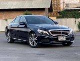 Benz C350e exclusive ปี2016 สภาพป้ายแดง มีWarranty เหลือ