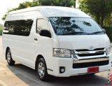 Toyota Hiace 3.0 COMMUTER (ปี 2017 ) D4D Van MT