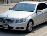 Mercedes-Benz E200 CGI BlueEFFICIENCY 1.8 W212 Elegance My2010 สีบรอนส์