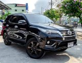 TOYOTA FORTUNER TRD 2.8V 4WD / AT / ปี 2017