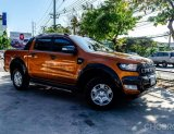 FORD RANGER 2.2 WILDTRAK / AT / ปี 2017