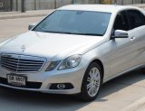 Benz E200 CGI BlueEFFICIENCY 1.8 ปี 2010
