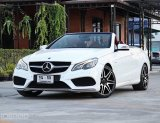 Benz E200 Cabriolet AMG Plus Package (minor-change) ปี14