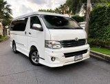 2013 Toyota Ventury 2.7 V รถตู้/VAN  รถตู้VIP ออฟชั่นเต็ม