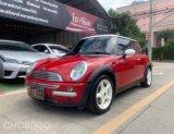 ซื้อขายรถมือสอง 🚩MINI COOPER 1.6L 2DOOR COUPE ปี 2012 สีแดง