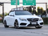 2014 Mercedes-Benz E200 AMG  Dynamic รถเปิดประทุน