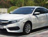 Honda Civic FC 1.8E 2016 สีขาว