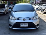 2015 Toyota VIOS 1.5 E รถเก๋ง 4 ประตู