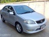 2004 Toyota VIOS 1.5 E รถเก๋ง 4 ประตู