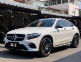 Benz Glc250d Coupe 4Matic AMG Dynamic ปี 2017