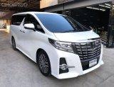 ขาย/ขายดาวน์ Toyota Alphard SC ตัวท๊อป 2015 รถเจ้าของขายเอง รถใหม่สุด