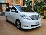 2011 Toyota ALPHARD 2.4 V รถตู้/MPV