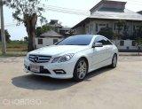 2011 Mercedes-Benz E250 CGI Elegance รถเก๋ง 2 ประตู