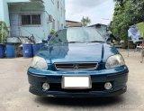 ขายรถบ้าน เจ้าของขายเอง HONDA CIVIC 1.6 VTi-E(ABS)  ปี1996 โฉม ตาโต สีเขียว เกียร์ออโต้ แอร์เย็นมาก