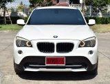 ปี 2012 BMW X1 S DRIVE 1.8I ตัวท๊อปสุด ภายในแดง SUV
