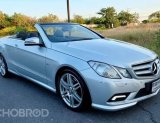 Benz W207 E200 E-Cabiolet AMG Packgage ปี 2010