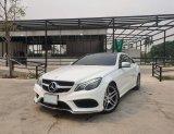 2015 Mercedes-Benz E200 AMG Dynamic รถเก๋ง 2 ประตู