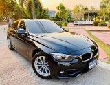 2017 BMW 318i Lci เครื่องยนต์เบนซิน 1.5 เทอร์โบ 136 แรงม้า แรงประหยัดน้ำมัน รถวิ่ง 3x,xxx กม.