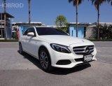 Mercedes Benz C350e Avantgarde ปี 17 (ขาว)