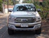 Ford Everest 3.2 Titanium 4WD ปี15 รถบ้านมือเดียวทรงสวยขับดีสภาพรถพร้อมใช้